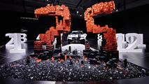 Audi Art Lego