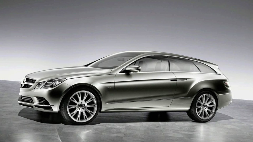 Rumor: Mercedes CLS Shootingbrake Coming in 2011