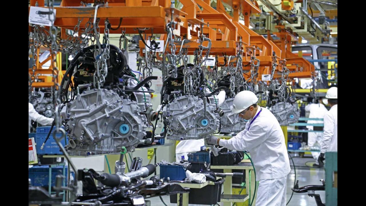 HR-V faz um ano e Honda comemora 1,5 milhão de carros produzidos no Brasil