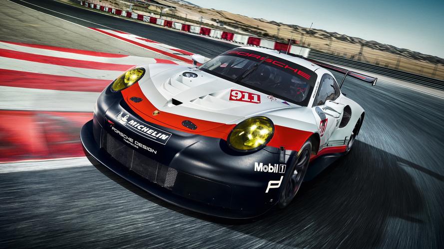 Los Angeles 2016 - Une Porsche 911 RSR et une révolution sous le capot