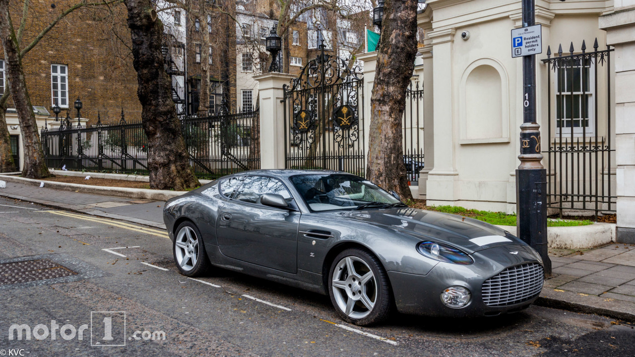 KVC AM DB7 Zagato