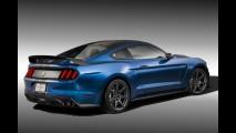 Ford Mustang Shelby GT350 terá versão comemorativa de 50 anos