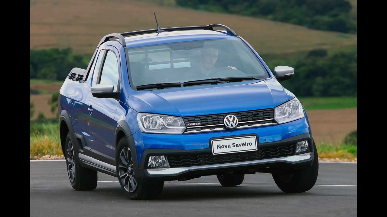 VW começa a exportar novos Gol, Voyage e Saveiro para mais de 10 países