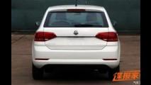 VW: inédito Santana hatch será lançado em breve na China - veja fotos