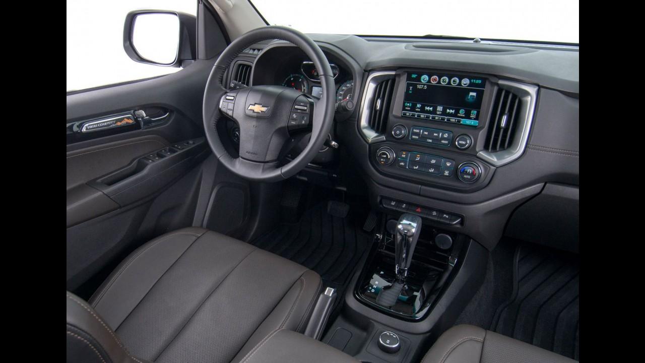 Nova Chevrolet S10 2017: tabela completa de versões, itens de série e preços
