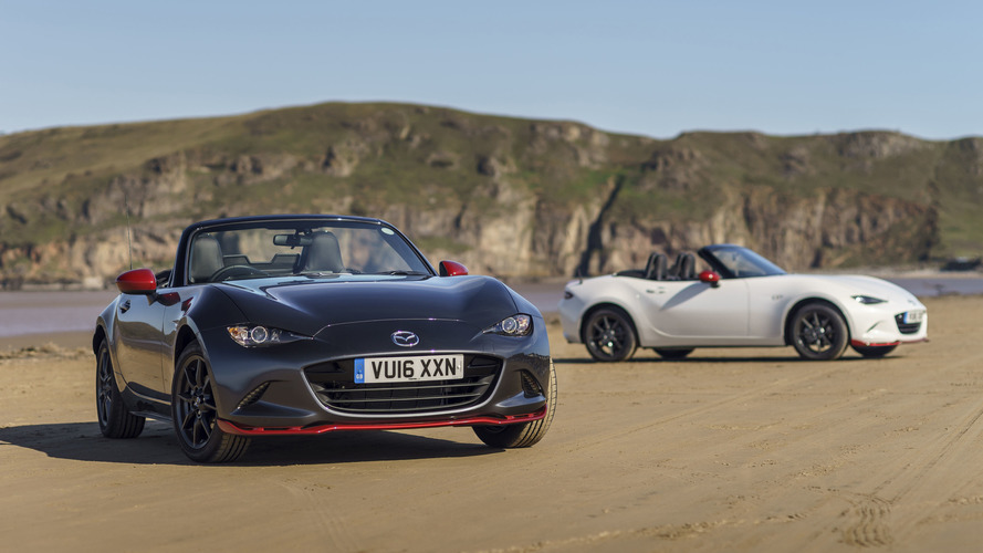 Mazda Miata Icon edition celebrates its status at Goodwood