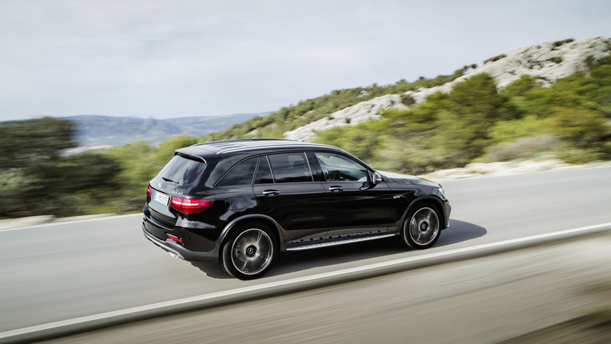 Mercedes-Benz GLC Serisi