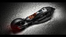 Moto BMW Titan Concept