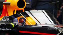 Red Bull suspends Aeroscreen development
