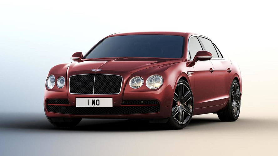 Bentley introduces Flying Spur Beluga with cosmetic tweaks