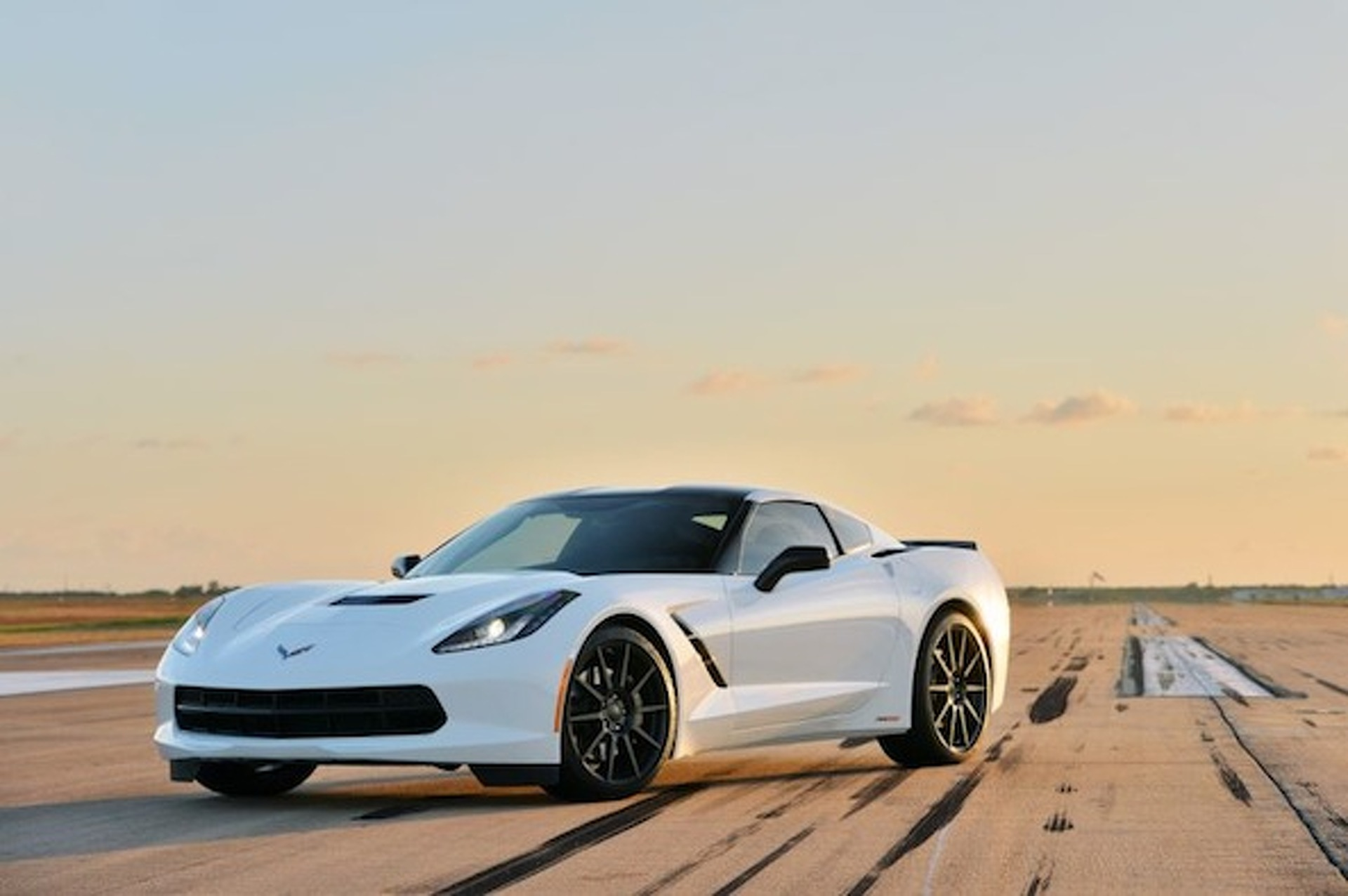 Hennessey Corvette Stingray: America's Sportscar Gets the Texas Treatment
