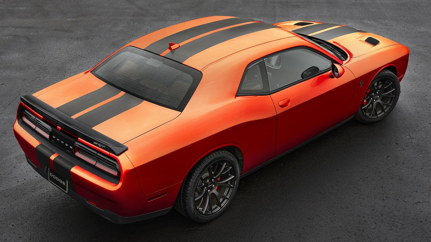 Dodge ressuscite la livrée Go Mango sur la Charger SRT