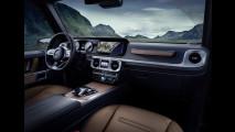 Nuova Mercedes Classe G, gli interni
