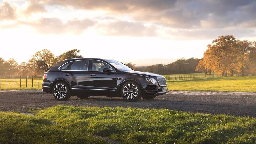Bentley Bentayga Field Sports por Mulliner