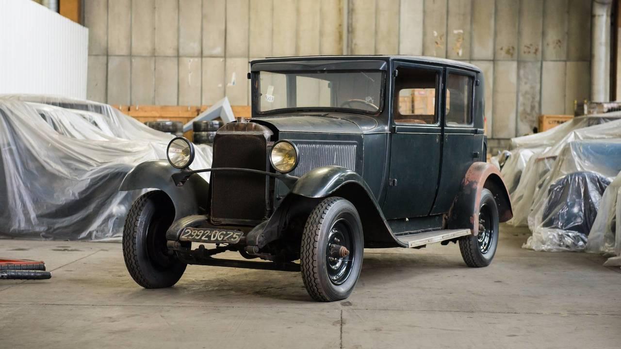1932 Citroen C4 Berline