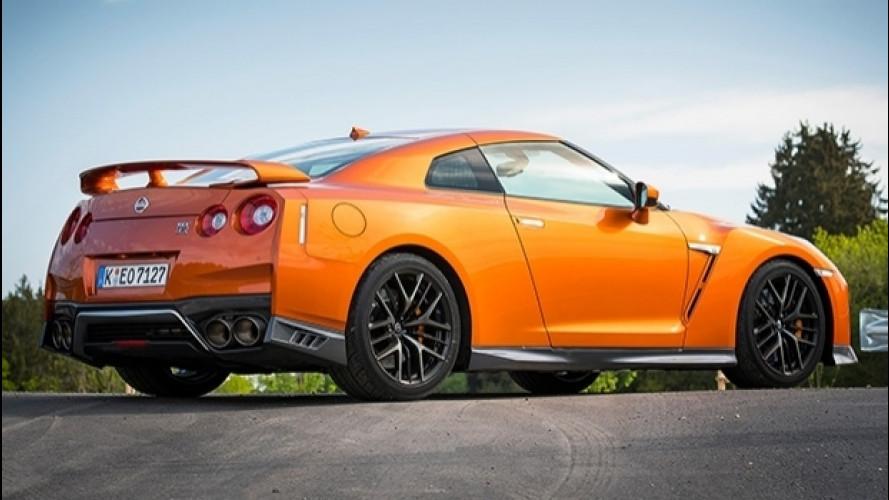 Nissan GT-R restyling, quanto costa Godzilla?