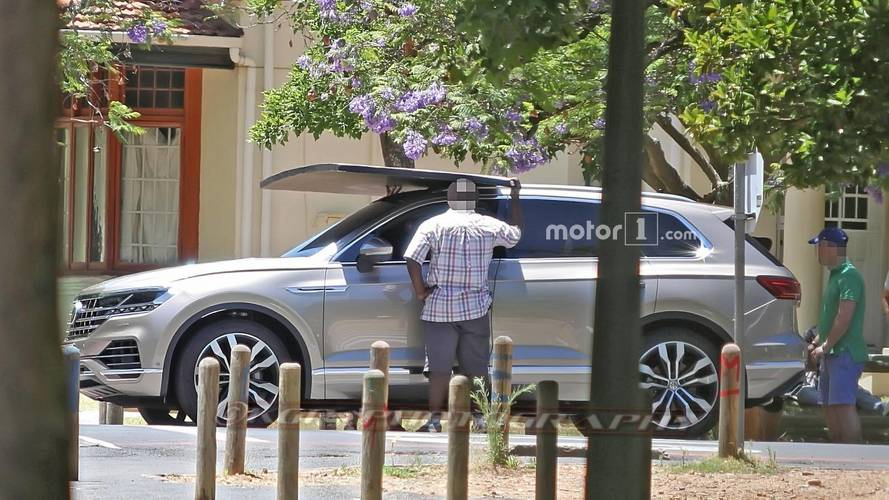 New VW Touareg officially confirmed for spring