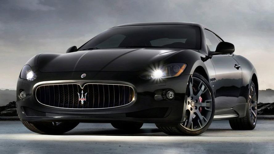 Maserati GranTurismo S Revealed