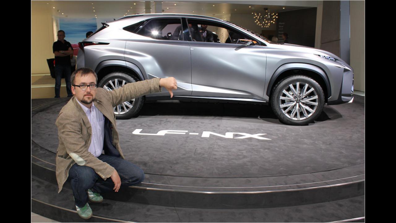 Lexus LF-NX