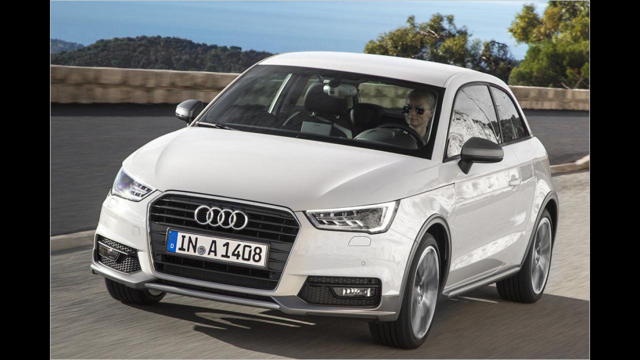 Audi A1 1.8 TFSI: 6,8 Sekunden