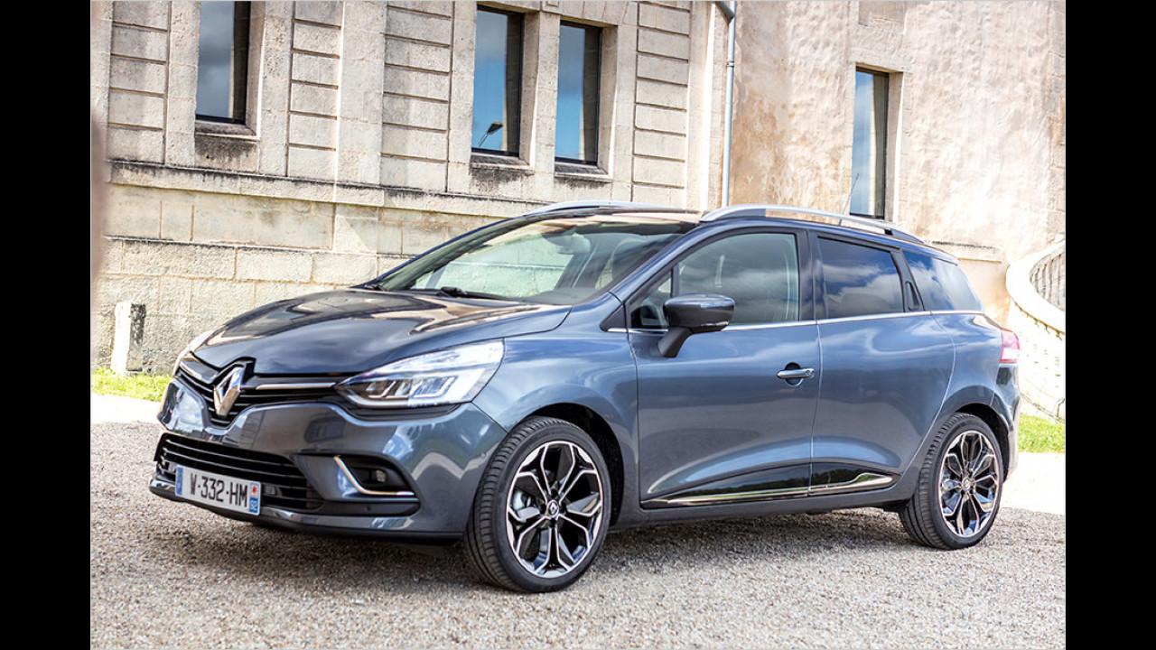 Kombi: Renault Clio Grandtour