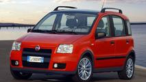 Fiat Panda Sport - Artist Impression