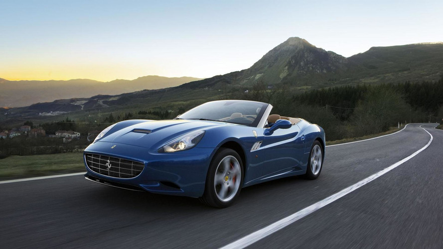2013 Ferrari California revealed