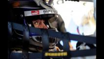 BMW M6 GT3 in pista con Alex Zanardi