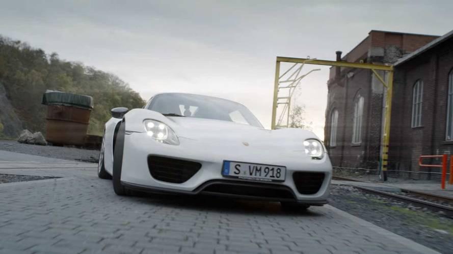 Porsche Top 5 Series Teaser