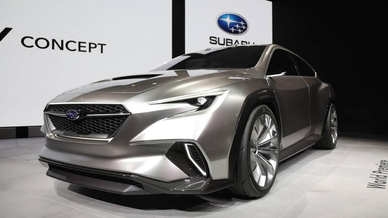 Subaru Viziv Tourer konsepti - 2018 Cenevre Otomobil Fuarı