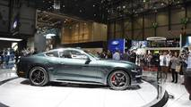 Ford Mustang Bullitt Arrives In Geneva To Mark European Launch - Sports cars with 5 seats
