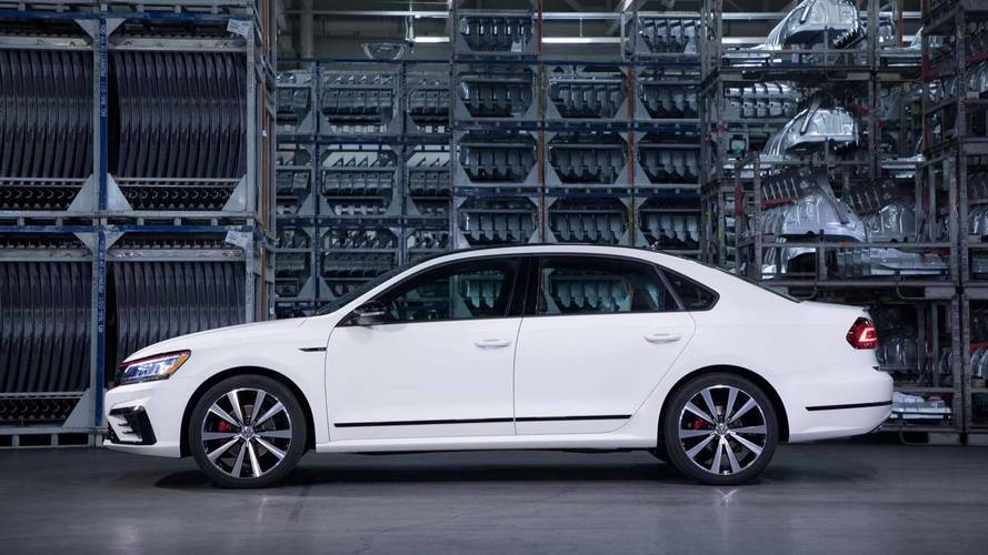 VW Promises A New Passat Is Coming To U.S. In 2019