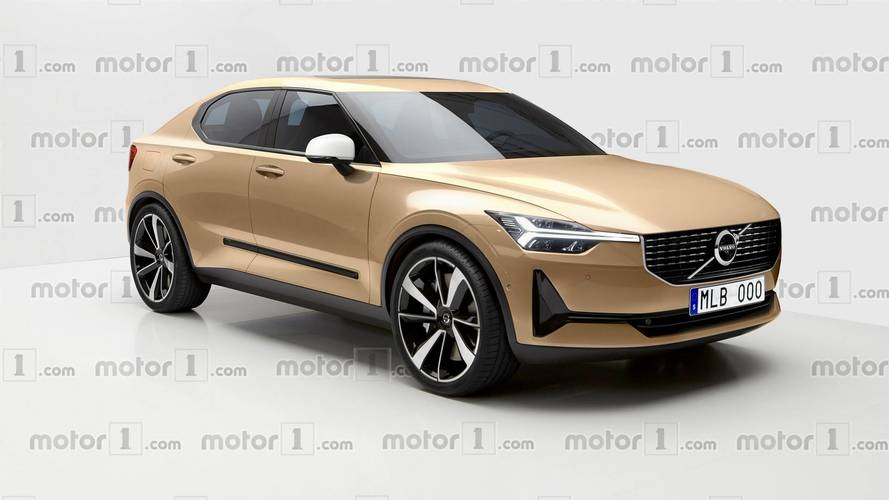 2019 Volvo S60 Is All-New In Speculative Render