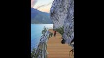 Pista ciclabile Lago di Garda, Limone-Trentino 007