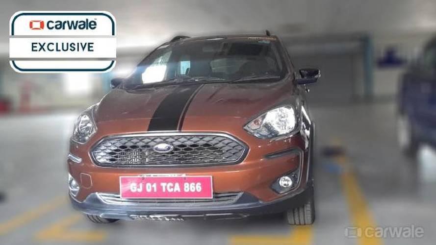Flagra - Novo Ford Ka 2019 é revelado por site indiano
