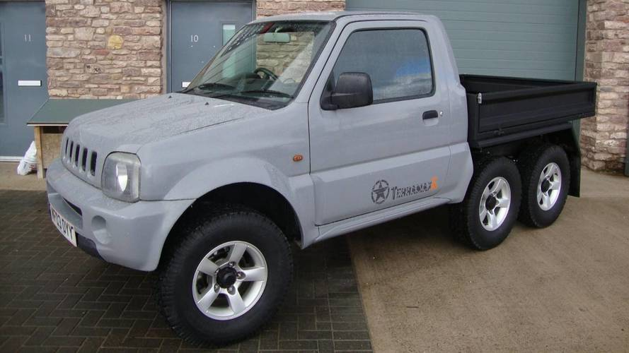Suzuki Jimny pick-up 6x4 à vendre
