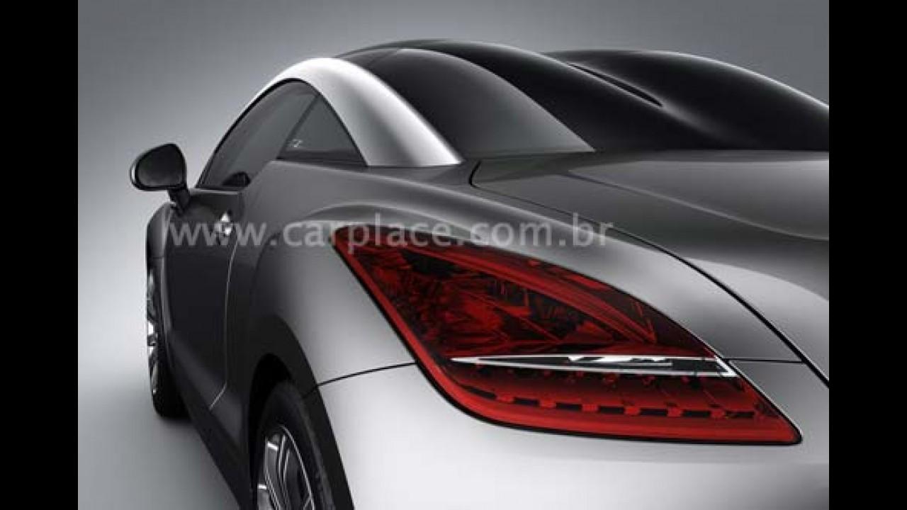 Coupé Esportivo Peugeot 308 RC Z poderá ser produzido
