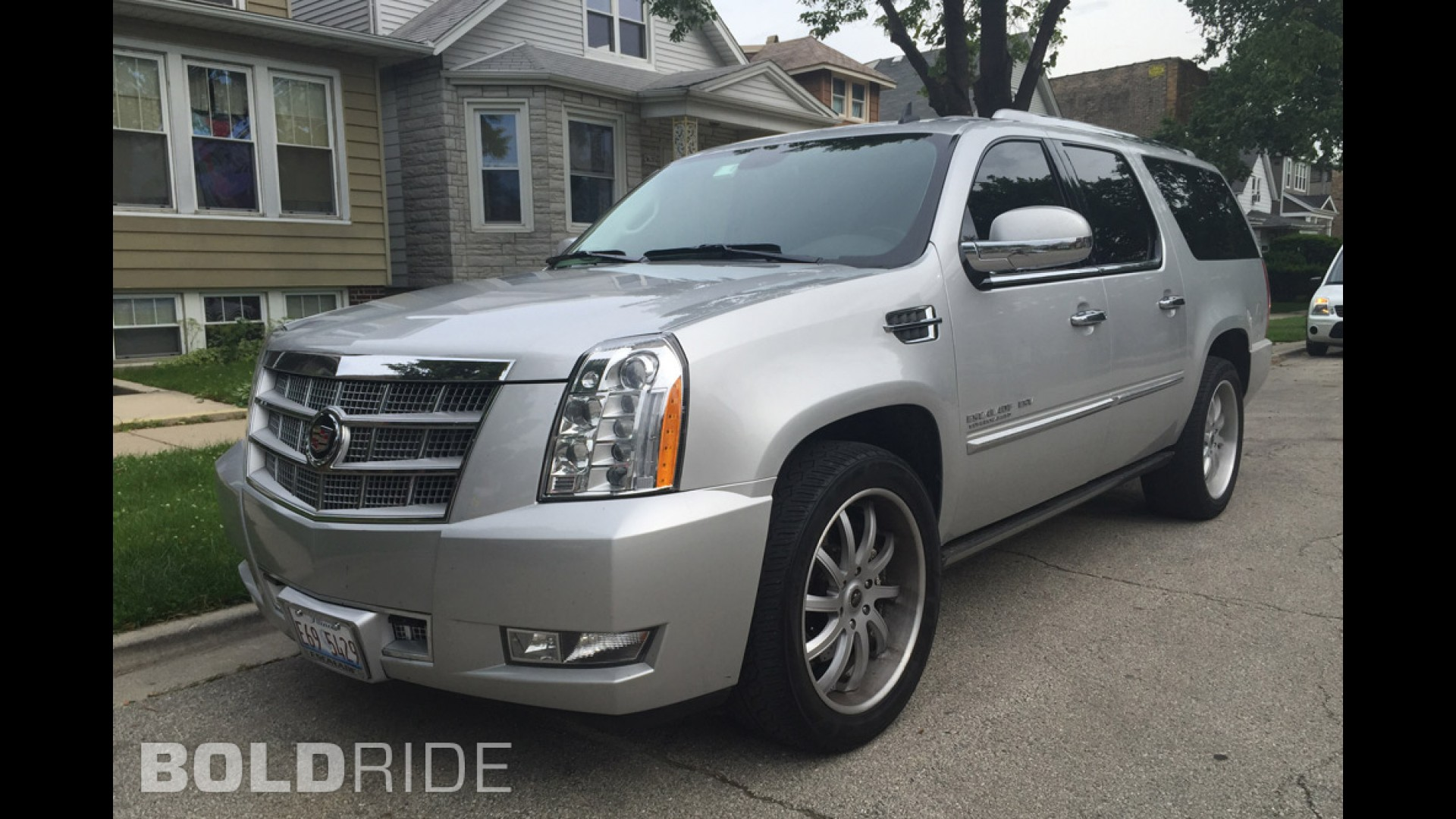 escalade pre esv fontana detail edition platinum sold owned cadillac featured in wm cars