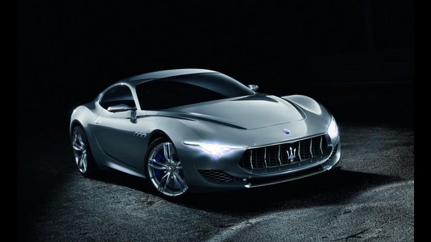 Maserati Alfieri ağır olmayacak