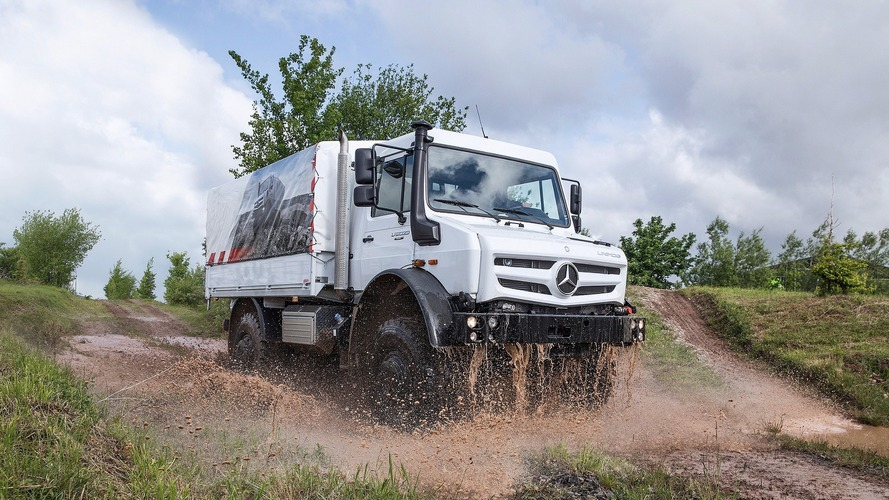 The Mercedes Unimog turns 70