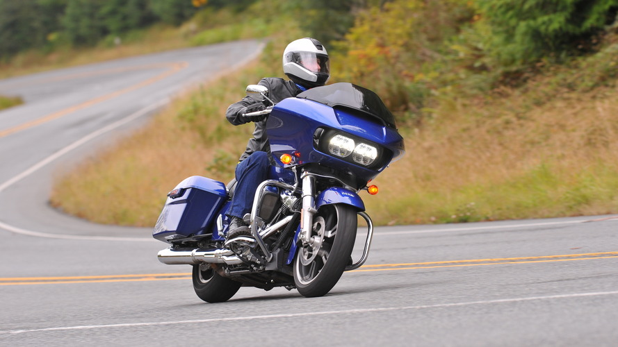 First Ride: 2017 Harley-Davidson Road Glide Special
