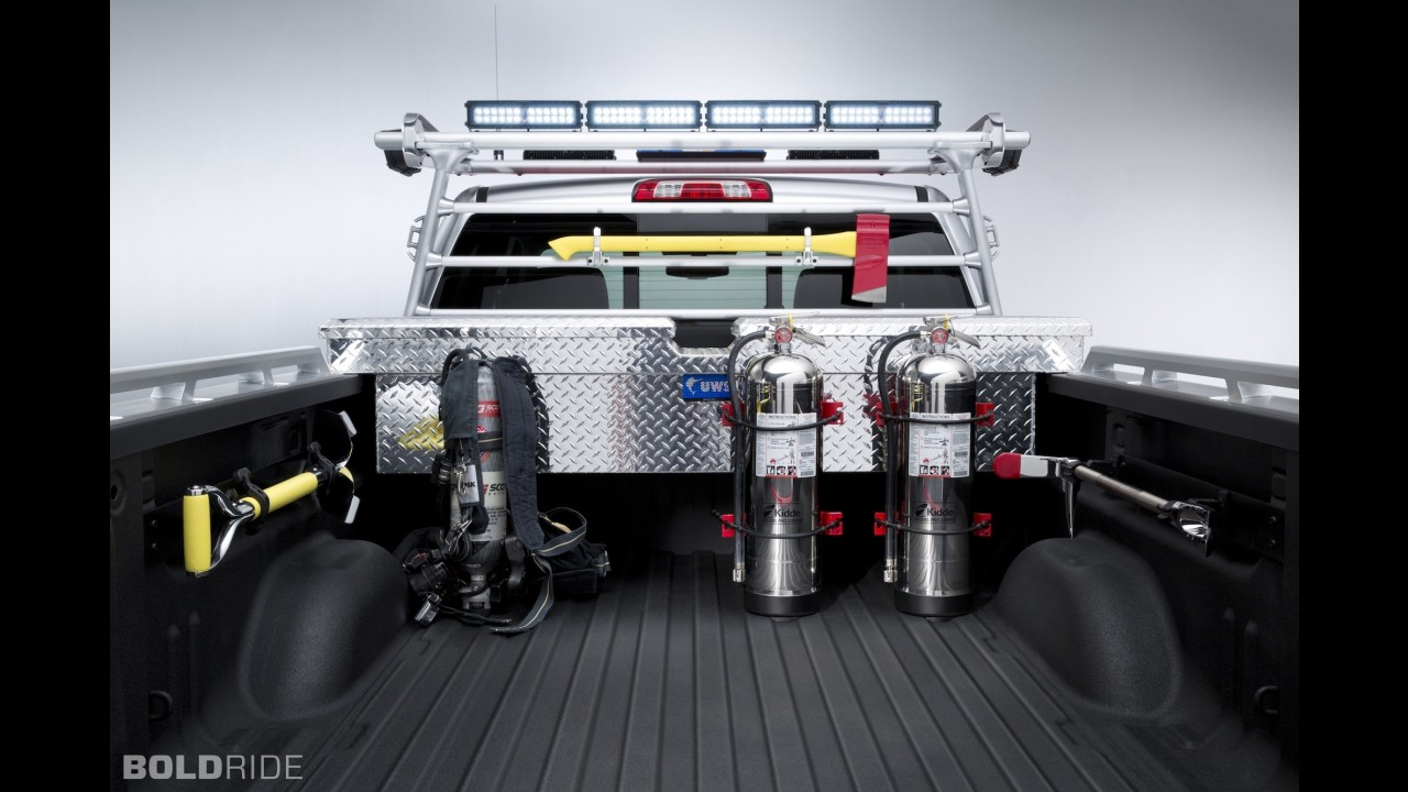 Chevrolet Silverado Volunteer Firefighter Concept
