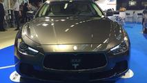 Maserati Ghibli Cenaze Aracı