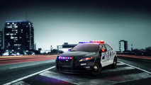 Ford Taurus Interceptor police car - 1600 - 12.03.2010