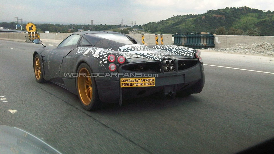 Two Pagani C9 Prototypes Spied in South Africa - WCF Exclusive Photos