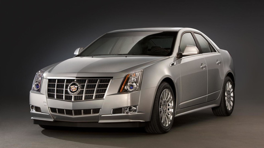 2014 Cadillac CTS to be larger, offer more engines - report