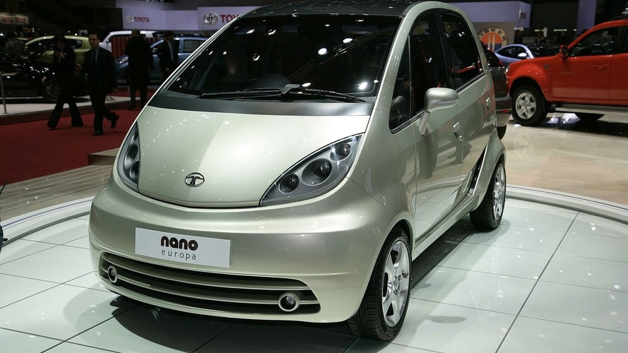 Tata Nano to Debut in the U.S for First Time