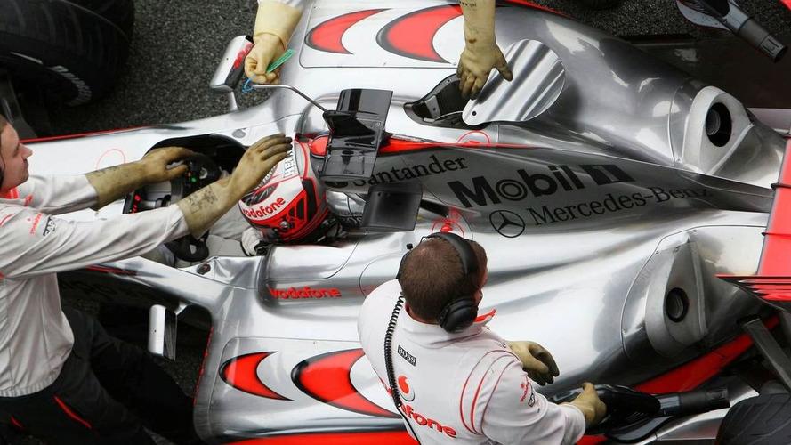 McLaren raves about KERS advantage