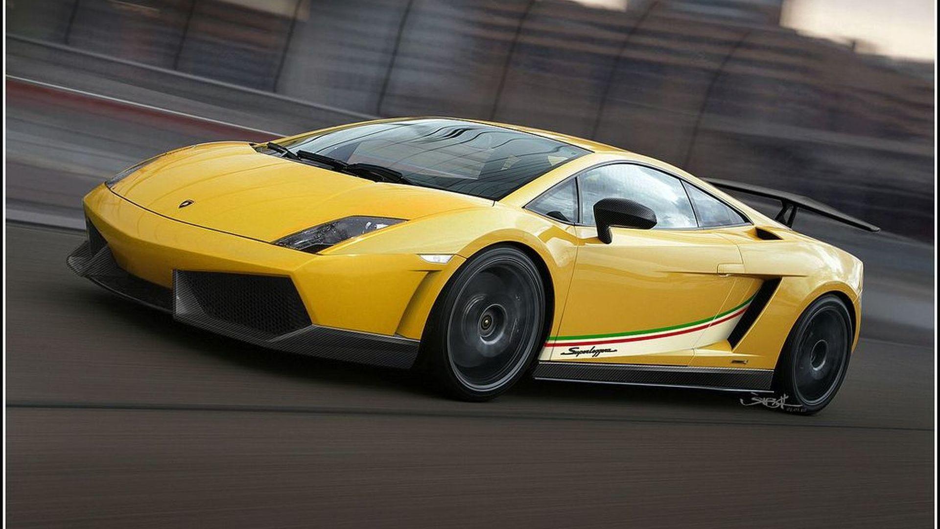 Ordinaire Lamborghini Gallardo LP570 4 Superleggera Further Details And Renderings  Surface