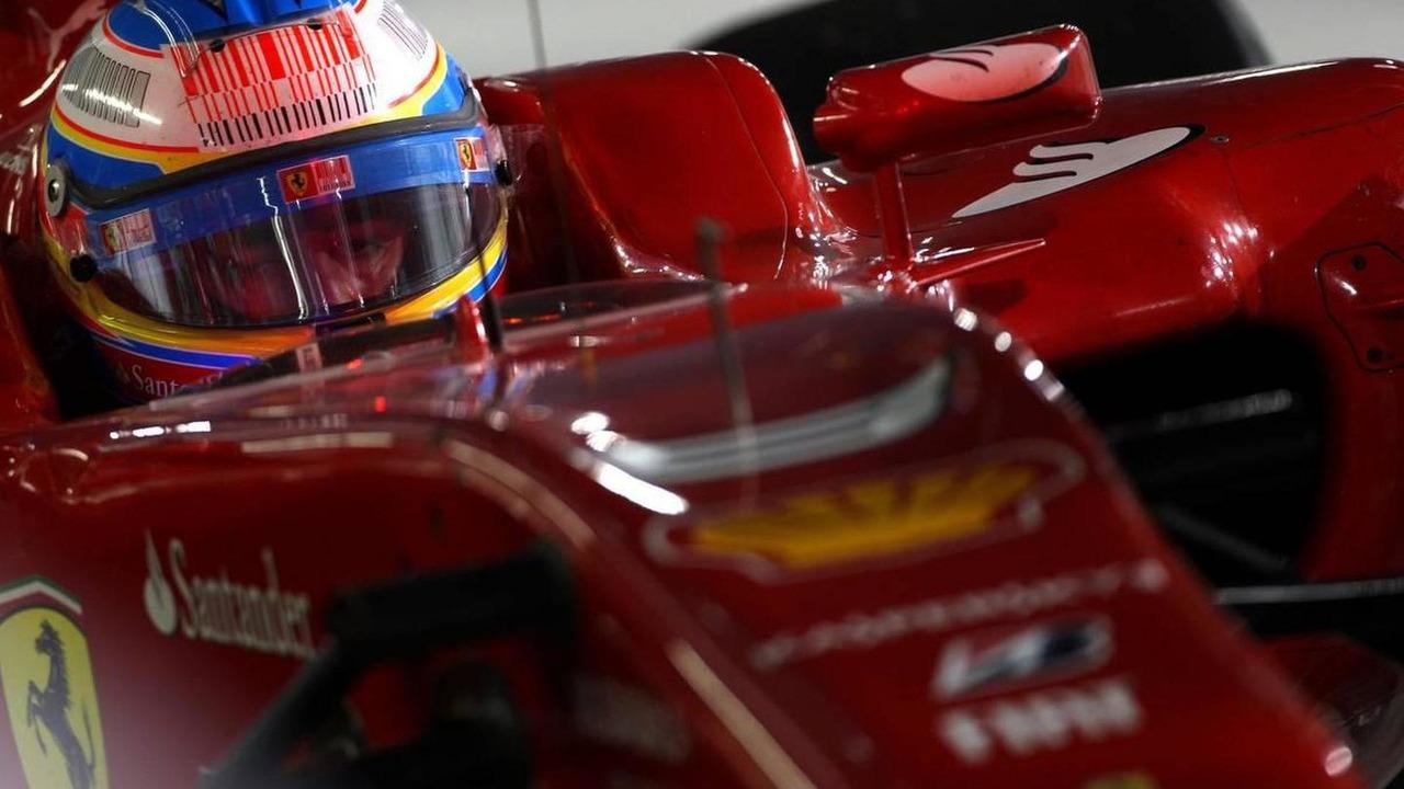 Fernando Alonso (ESP), Scuderia Ferrari - Formula 1 World Championship, Rd 19, Abu Dhabi Grand Prix, 12.11.2010